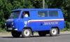 В Ленобласти протаранили и ограбили автомобиль «Почты России»