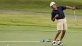Барак Обама сыграл в гольф, вызвав возмущение прессы