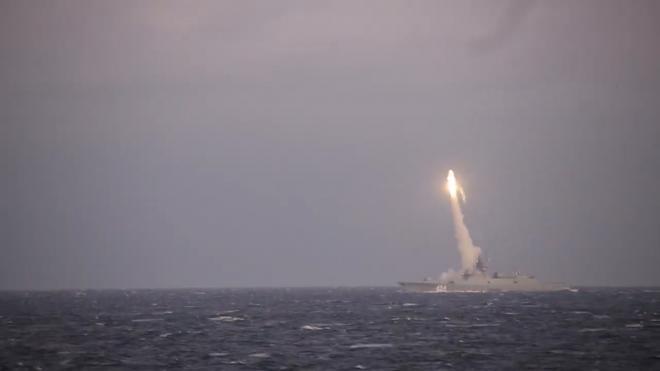 """""""Циркон"""" успешно прошел испытания с надводного носителя"""
