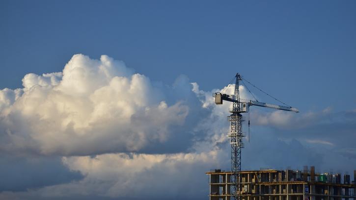 Темпы ввода нового жилья в Петербурге оказались ниже, чем в 2020 году