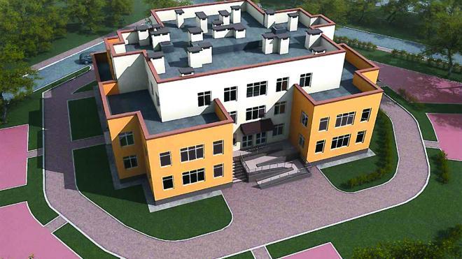 """В микрорайоне """"Балтийская жемчужина"""" построили две поликлиники и детский сад"""