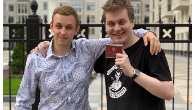 Петербургский блогер Юрий Хованский стал помощником депутата Госдумы