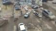 """Две машины столкнулись при въезде в ТЦ """"Ульянка"""""""