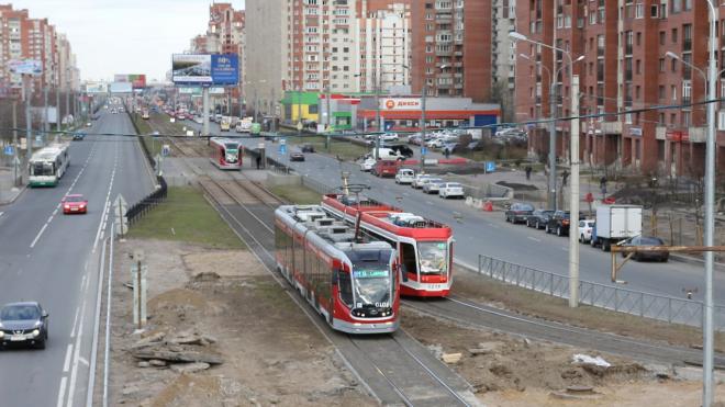 Трамваи №16, №41 поменяют маршрут