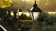 В пяти районах Петербурга ртутные лампы заменили на свет...