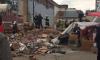 В Балашихе обрушившийся кинотеатр придавил троих людей
