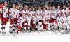 Четыре хоккеиста СКА вошли в расширенный состав сборной России