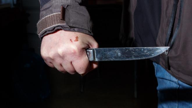 В Волосовском районе Ленобласти мужчина с ножом напал на охранника магазина