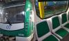 На зеленой ветке петербургского метро появился новый поезд