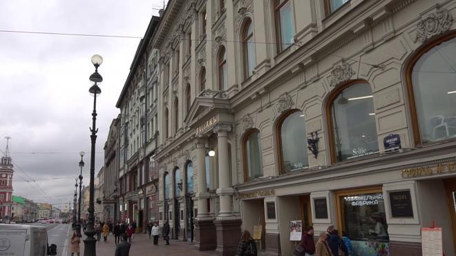 Советские вывески убрали с фасадов Петербурга после жалобы одного человека