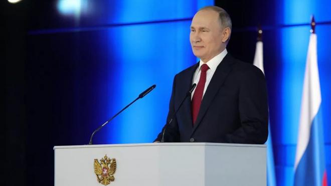 Путин продлил выплаты пособия на детей до 7 лет включительно