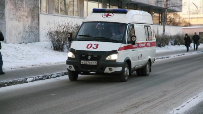 В ДТП на Яхтенной улице погиб водитель Volkswagen