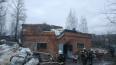 Пожар в Петро-Славянке потушили за два с половиной часа
