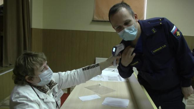 Участники парада Победы в Петербурге пройдут вакцинацию от коронавируса