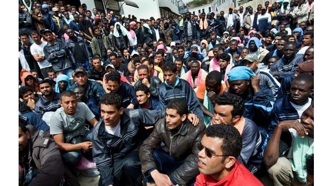 Отношения Франции и Италии обострились из-за нарастающего потока иммигрантов