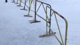 В гатчинском парке больше нельзя кататься с горок