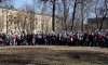 Петербуржцы собрали 10 тыс. подписей в защиту парка Интернационалистов от застройки