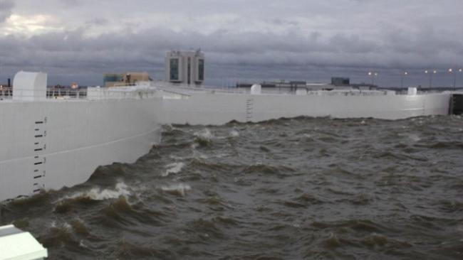 Петербургский архитектор предложил частично закопать Неву под землю