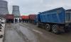 Росприроднадзор с ОМОНом прикрыли загрязнение Финского залива