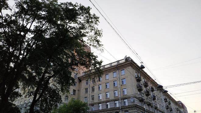 Неделя в Петербурге начнется с +24 и без осадков