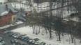 ВВыборгском районе петербуржцы тушили загоревшийся ...