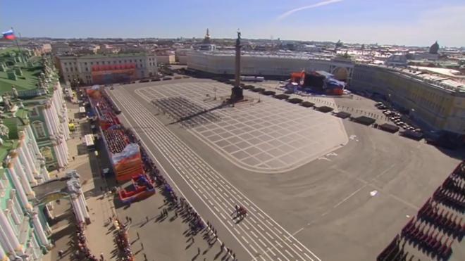 Откажутся ли власти Петербурга от Парада Победы? Мнение политологов