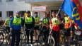Выборжане приняли участие в ежегодном велопробеге ...