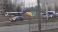 Автобус сбил пешехода на Витебском проспекте