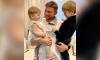 Лазарев показал подросшую дочь Анну