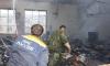 Третьего рабочего извлекли из-под завалов в школе №403 в Пушкине