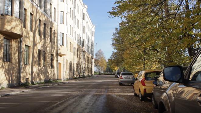 К концу рабочей недели в Петербург придет похолодание