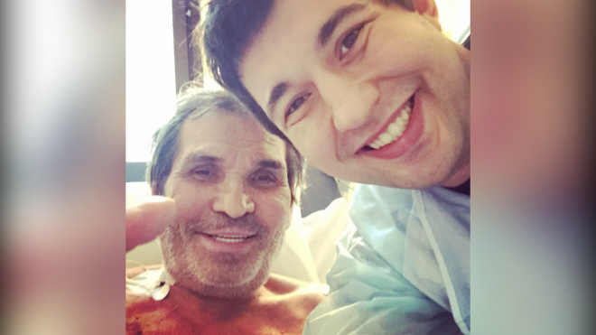 Бари Алибасов вышел из медикаметозного сна и не помнит, кто он
