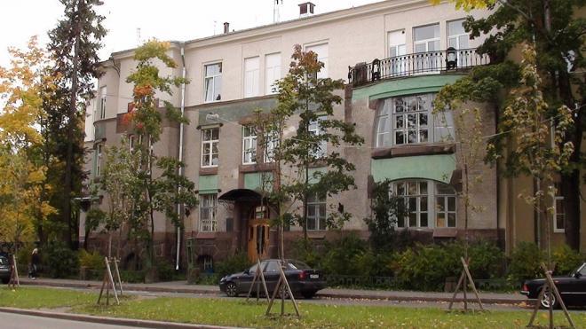 В Пушкине пройдет реставрация исторических фасадов дома Савицкой