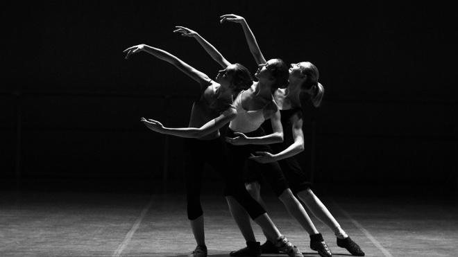 Балерина Диана Вишнева впервые провела открытый мастер-класс в Петербурге