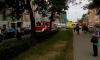 На Клинском проспекте прогремел взрыв на третьем этаже жилого дома