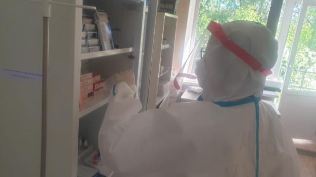 В Петербурге за сутки коронавирусом заболело 3287 человек