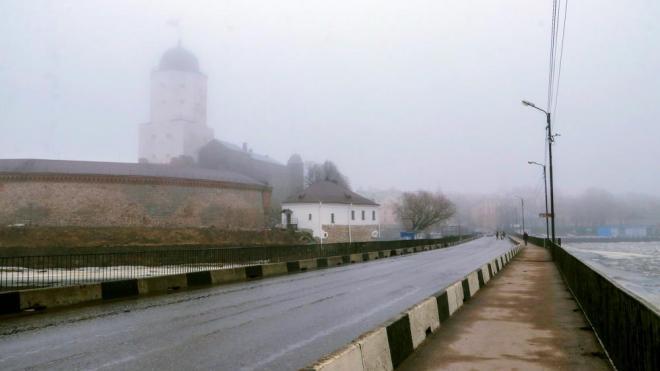 В Выборге восстановили пешеходное движение на Крепостном мосту