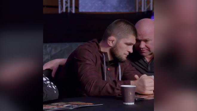 Хабиб Нурмагомедов заявил о готовности освободить титул чемпиона UFC