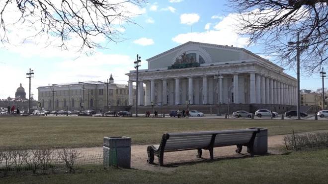 В Петербурге объявили конкурс на реставрацию Биржи