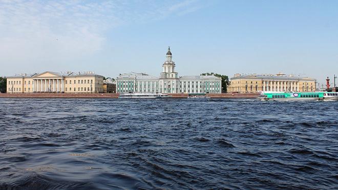 Из рек Петербурга выловили 160 кг нефтесодержащих отходов