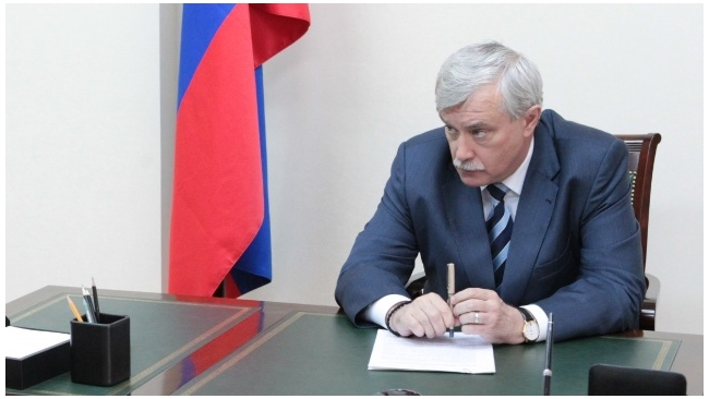 Полтавченко: назначение петербуржцев в правительство РФ - позитивный факт
