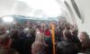 """Очевидцы рассказали, зачем мужчина прыгнул под поезд на станции метро """"Площадь Восстания"""""""