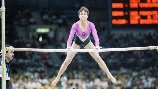 В Петербурге похоронили гимнастку Елену Шушунову