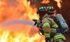 В Выборгском районе пожарные около часа тушилиоднокомнатную квартиру