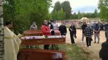 Участника группы Bad Balance, погибшего при пожаре, похоронили в Петербурге