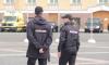 У Исаакиевского собора задержали мужчину в балаклаве и парнишку-вейпера