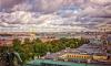 Петербург вернулся в зелёную зону самоизоляции