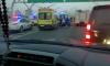 На ЗСД полицейский УАЗ опрокинулся из-за столкновения с легковушкой