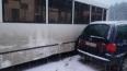 В Сосновом Бору автомобиль Volkswagen сбил женщину ...