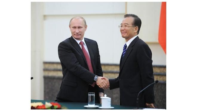 Путин: Россия будет развивать сотрудничество с Китаем в инновационных отраслях